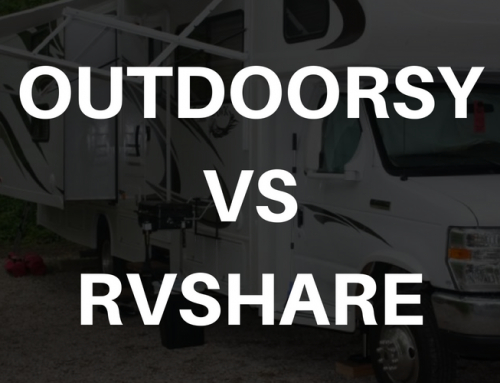 Outdoorsy vs RVShare