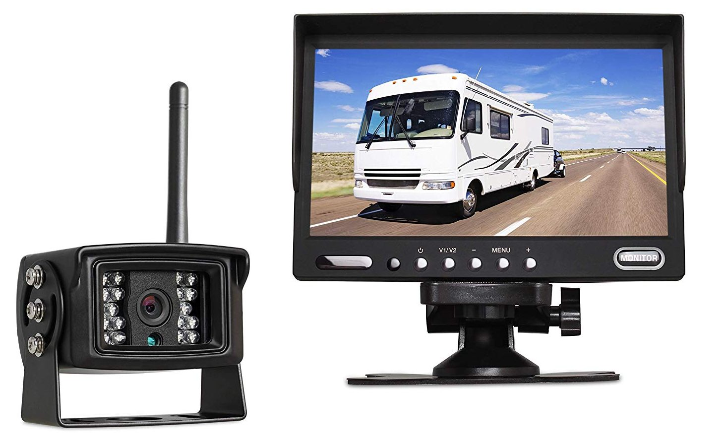 Best Rv Backup Cameras In 2019 Top 7 Picks Reviewed Compared